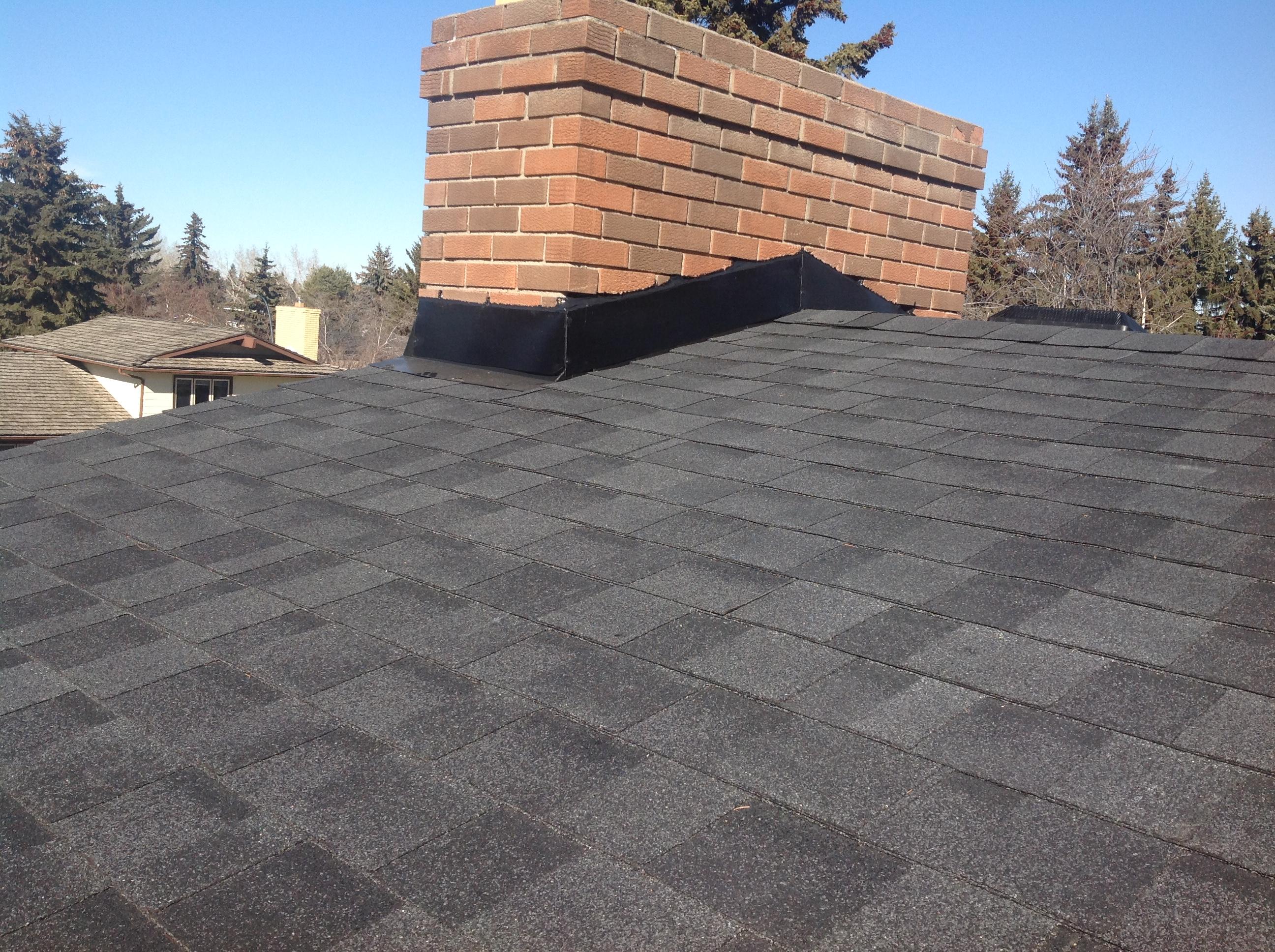 Chimney Flashing 2 Bricor Roofing